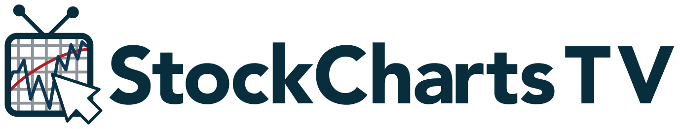 StockCharts TV Logo
