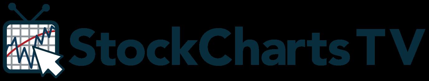 StockCharts TV Logo