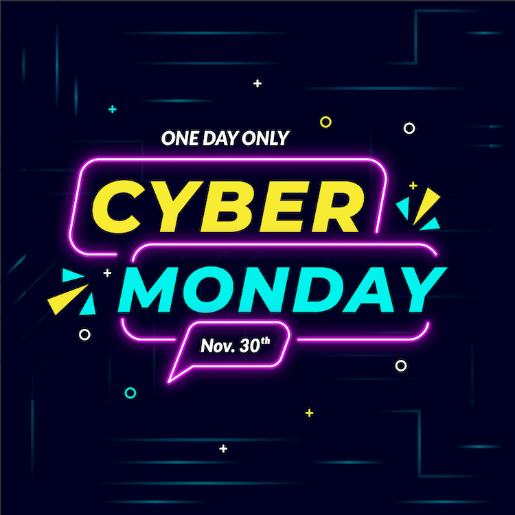 Cyber Monday Is Coming