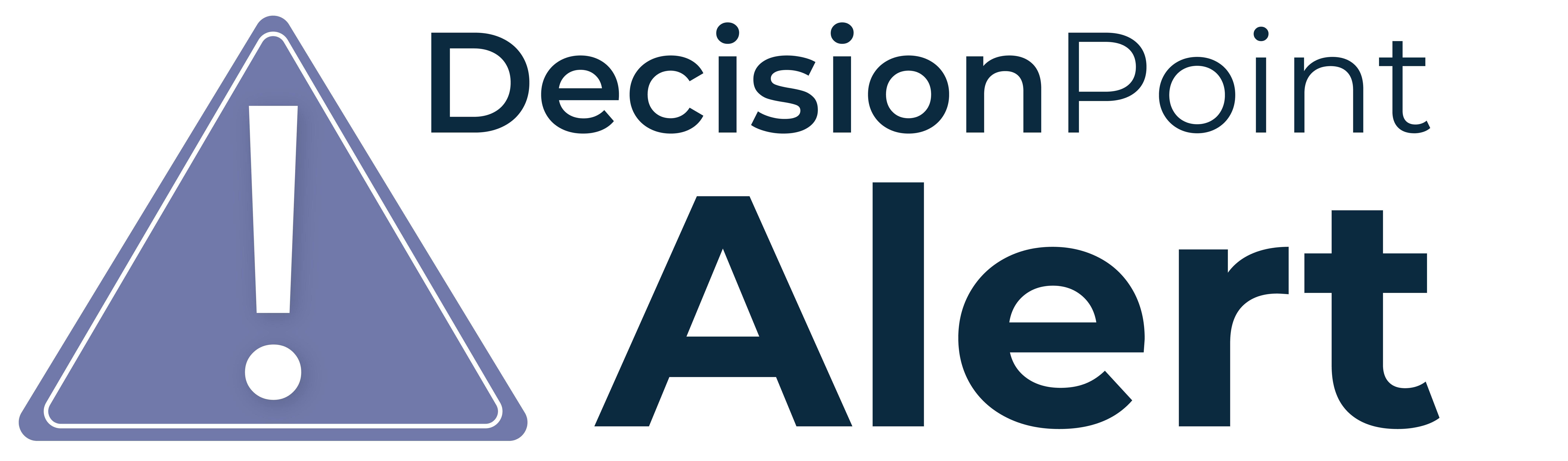 DecisionPoint Alert Logo