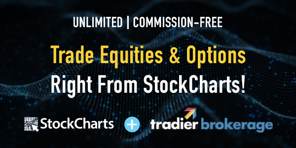 StockCharts and Tradier