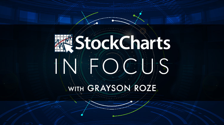 StockCharts In Focus On StockCharts TV