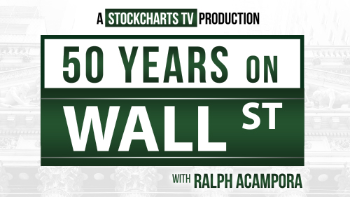 StockCharts 50 Years On Wall Street Featuring Ralph Acampora