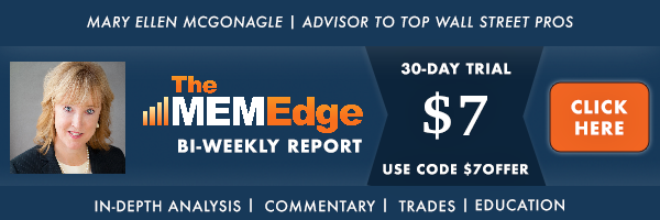 The MEM Edge Bi-Weekly Report