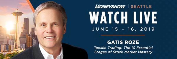 MoneyShow Seattle 2019 Gatis Roze