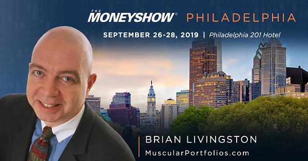 MoneyShow Philadelphia 2019 Brian Livingston