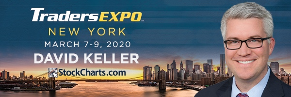 TradersEXPO New York 2020 David Keller